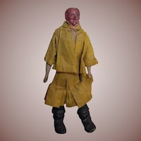 *** Early Fisherman Type Doll **Milliners type body