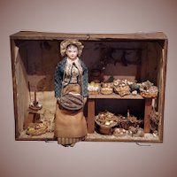 ** Lovely Early Fishermans  Doll Shop 1840***