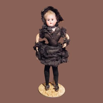 ** French Can Can Doll 1910 Bisque Doll head ***