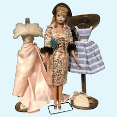 ** Barbie Nr 3 and Clothing **