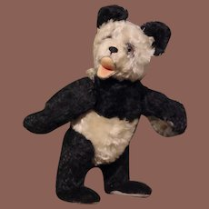 ** Lovely Early Steiff Large Panda  1959 **