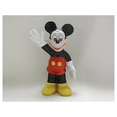 Mickey Mouse Figurine China Vintage