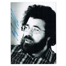 Giuseppe Sinopoli Autograph, CoA