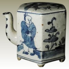 Antique Chinese Water Dispenser for Artists