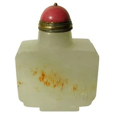 Attractive Jade Snuff Bottle