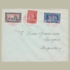 W.W.1: Sarajevo. Assassination of Crown Prince FDC
