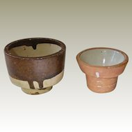 Two Song Dynasty Jianyao Ware Cups