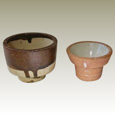 Two Song Dynasty Jianyao Ware Cups