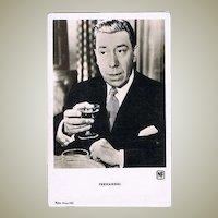 Fernandel Vintage Photo French Actor