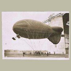 Authentic Captive Balloon Photo Trial Run
