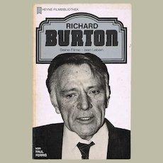 Richard Burton Autograph CoA