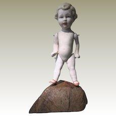Nice Small German Porcelain Doll