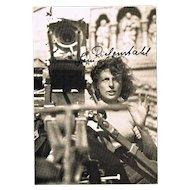Leni Riefenstahl Autograph on Taschen Postcard CoA