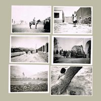 Lot of 20 Afghanistan Photos from 1949