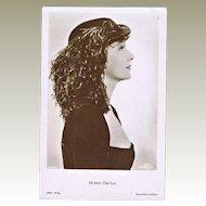 Greta Garbo  Vintage Portrait Photo by Ross