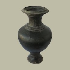 Antique Cambodia Khmer Vase from 12., 13, Ct