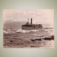 6 Antique Photos from Canada 19th Ct