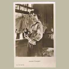 Jackie Coogan on Photo from 1920s