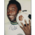Soccer Legend Pele signed Photo 8 x 10 CoA
