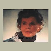 Katherine Hepburn Autograph. Signed Photo, CoA