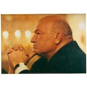 Yury Luzhkov. 2 Authentic Autographs.