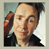 Violinist Nigel Kennedy Autograph CoA