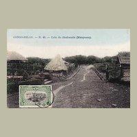Belgium Congo1910: Postcard Boma to Austria