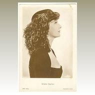 Greta Garbo: Vintage Photo Print by Ross
