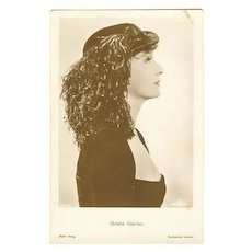 Greta Garbo: Vintage Photo Print by Ross