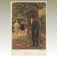 The Manichean: Scarce vintage Postcard. 1922