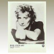 Rod Stewart Photo: 7 x 9,5