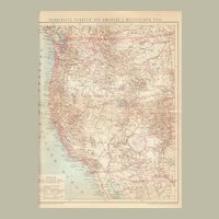 1898: Unites States of America – 5 Maps