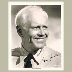 Henry Fonda Autograph. 8 x 10. CoA