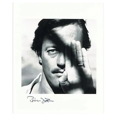 Peter Fonda Autograph. Hand signed Photo. CoA