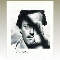 Peter Fonda Autograph. Hand signed Photo. CoA