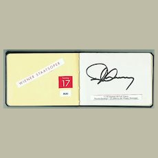 Album with 50+ Autographs related to Classical Music