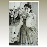Lisa della Casa Autograph. Signed Photo. CoA