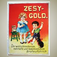 Arthur Thiele designed Poster for Spread.
