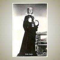 Greta Garbo. Vintage Photo. Anna Karenina
