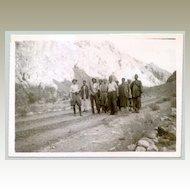 Afghanistan: Lot of 4 Vintage Photos