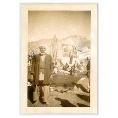 Old Afghanistan: Lot of 4 Vintage Photos