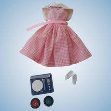 Vintage Dancing Doll 1626 (1965) Complete