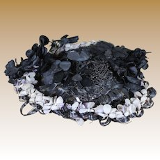Gorgeous Victorian Bonnet