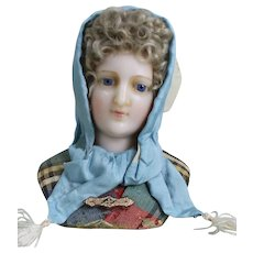 Incredible Wax Lady Candy Container