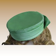 Darling Mint Green Vintage Hat