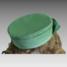 Darling Mint Green Vintage Hat