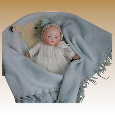 "Adorable 12"" Arranbee Dream Baby with Blanket"