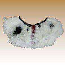 Wonderful Antique Fur Cape for French Fashion