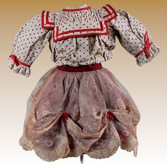 Gorgeous Antique Outfit for Bebe