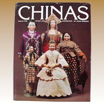 Chinas: Dolls for Study and Admiration Reference Book